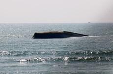 Bộ TN-MT thông tin về sự cố tàu Bạch Đằng bị nạn trên biển Mũi Né