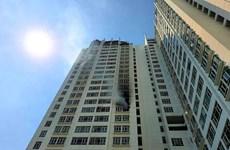 Thêm nhiều quy định về phòng cháy chữa cháy tại nhà chung cư