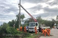 Đảm bảo an toàn cho người và công trình xây dựng trong mùa mưa bão