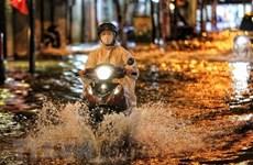 Hà Nội tiếp tục có mưa lớn kéo dài trong buổi thi vào lớp 10 ngày 13/6
