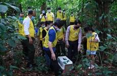 Sáng kiến đặc biệt đưa thú 'về nhà' ở Vườn quốc gia đầu tiên Việt Nam