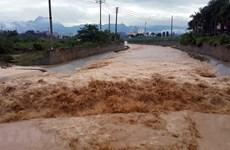 Nguy cơ xảy ra lũ quét, sạt lở đất ở các tỉnh Quảng Bình đến Khánh Hòa