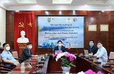Khai mạc Hội nghị Bộ trưởng về ô nhiễm nhựa và rác thải đại dương