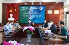 Khai mạc Hội nghị Liên chính phủ Cơ quan điều phối các biển Đông Á