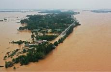 Bão số 5 có thể tốc mái nhà, gây ngập lụt tại 40 huyện ở miền Trung