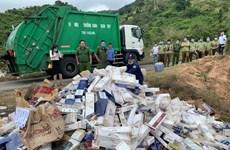 Thu tiền hỗ trợ xử lý chất thải: Giải pháp bù đắp tác động môi trường