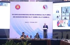 Hợp tác ASEAN+3 giúp khai thác khoáng sản bền vững hơn
