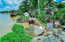 Tăng cường tìm kiếm các nguồn nước ở Đồng bằng sông Cửu Long