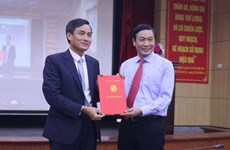 Bộ TN-MT bổ nhiệm Phó Tổng Cục trưởng Địa chất và Khoáng sản