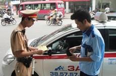 Hà Nội: Mạnh tay xử lý lỗi giao thông ở 5 quận, huyện