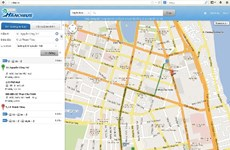 Hà Nội triển khai phần mềm bản đồ tìm đường xe buýt