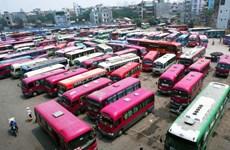 Nhiều hãng vận tải tăng giá vé xe khách Tết tới 60%