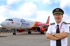 """VietjetAir tổ chức ngày hội """"Ai cũng có thể làm phi công"""""""