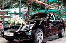 Mercedes-Benz đạt doanh số cao nhất trong 19 năm ở VN