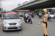 """Hà Nội: Mở đợt cao điểm """"quét"""" xe khách, taxi vi phạm"""
