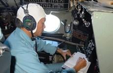 Việt Nam vẫn duy trì hoạt động tìm kiếm máy bay mất tích