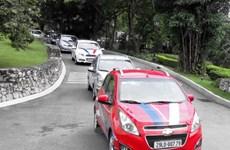 GMV cho khách hàng lái thử 5 dòng xe Chevrolet được ưa chuộng