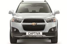 GMV ra mắt phiên bản Chevrolet Captiva 2014 tại Việt Nam