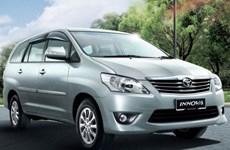Toyota Việt Nam bán được hơn 16.650 xe trong sáu tháng