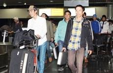 Vietnam Airlines bố trí 3 chuyến bay đưa lao động Libya về nước