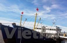 Đóng tàu vỏ thép: Ngư dân hào hứng, ngóng chờ vay vốn