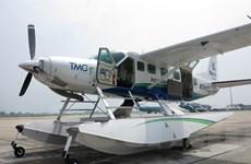 Hàng không Hải Âu đón nhận 2 thủy phi cơ đầu tiên về Việt Nam