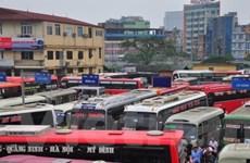 Hà Nội xử lý nghiêm xe khách tự ý tăng giá vé dịp Quốc Khánh