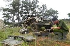 Yêu cầu khắc phục nhanh vụ tai nạn giao thông tại Lâm Đồng