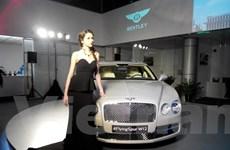 Hãng xe siêu sang Bentley chính thức ra mắt đại lý tại Hà Nội