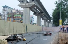 Xử lý trách nhiệm tổ chức, cá nhân vụ tai nạn đường sắt đô thị