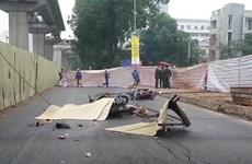 Tai nạn ở công trường đường sắt đô thị: Hàng loạt đơn vị bị kỷ luật