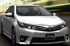 Việt Nam đã tiêu thụ gần 15.000 xe ôtô trong tháng Mười
