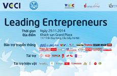 Kết nối tư duy khởi nghiệp dưới góc nhìn vĩ mô IFD 2014