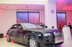 Rolls-Royce Ghost Series II có giá 19 tỷ đồng tại Việt Nam