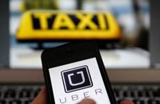 Đề nghị tạm dừng hoạt động dịch vụ taxi Uber tại Việt Nam