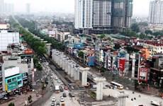 Thay thế nhà thầu phụ thi công đường sắt Cát Linh-Hà Đông