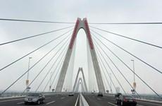 Hà Nội: Thông xe cây cầu dây văng nhiều nhịp nhất Việt Nam