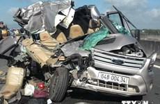 Thiệt hại kinh tế do tai nạn giao thông lên tới 60.000 tỷ đồng