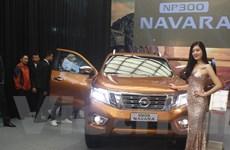 Nissan NP300 Navara được bán từ 645 triệu đồng tại Việt Nam