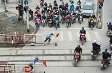 """Gia tăng số vụ tai nạn giao thông do ôtô """"tông"""" đoàn tàu"""