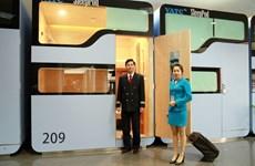 Dịch vụ hộp ngủ sân bay Nội Bài rẻ hơn nhiều sân bay quốc tế