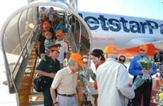 Jetstar tăng chuyến bay Thành phố Hồ Chí Minh-Tuy Hòa