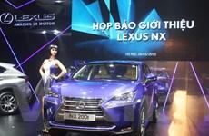 Lexus NX200t ra mắt tại thị trường Việt Nam, có giá 2,4 tỷ đồng
