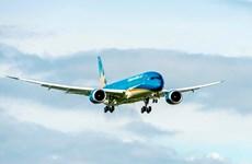 Boeing 787-9 của Vietnam Airlines đã hoàn thành chuyến bay thử