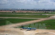 Xác định phương án xây đường cất hạ cánh thứ 3 cho sân bay Nội Bài