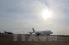 Bị sét đánh, đường băng sân bay Tân Sơn Nhất phải đóng cửa 4 ngày