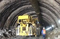 Công ty Pháp đạt giải nhất thiết kế kiến trúc hầm đường bộ Đèo Cả