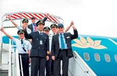 Phi công Vietnam Airlines sẵn sàng điều khiển Boeing 787-9