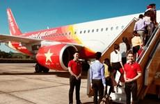 Vietjet Air tăng tần suất đường bay Thành phố Hồ Chí Minh-Chu Lai