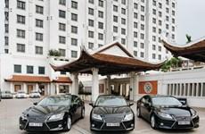 """Lexus Việt Nam """"bắt tay"""" với khách sạn 5 sao phục vụ khách VIP"""